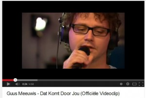 Screenshot Guus Meeuwis